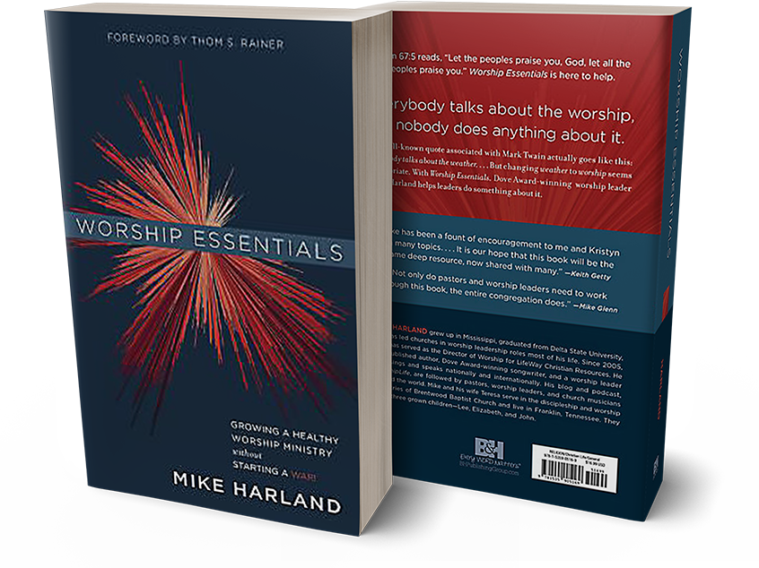 worship essentials book